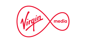 Logo for Virgin Media