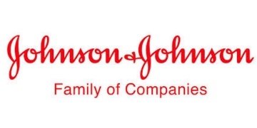 Logo for Johnson & Johnson
